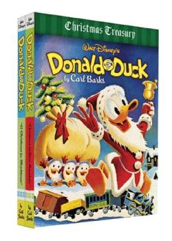 Walt Disney's Donald Duck Christmas Treasury (Hardcover)