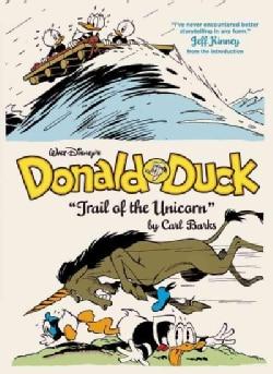 Walt Disney's Donald Duck: Trail of the Unicorn (Hardcover)