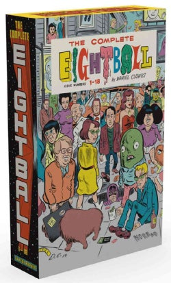 The Complete Eightball: Issues 1-18 (Hardcover)