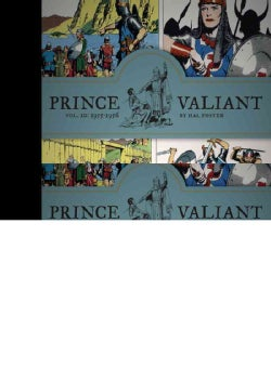 Prince Valiant 10: 1955-1956 (Hardcover)
