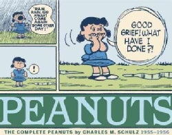 The Complete Peanuts 1955-1956 (Paperback)