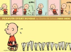 Peanuts Every Sunday 1966-1970 (Hardcover)