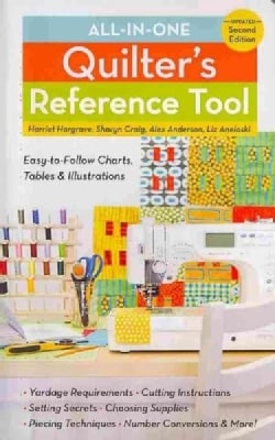 All-In-One Quilter's Reference Tool (Paperback)