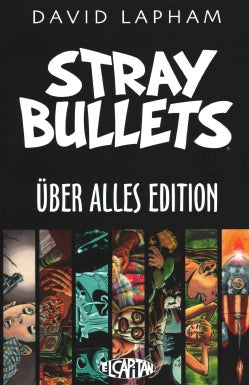 Stray Bullets: Uber Alles Edition (Paperback)