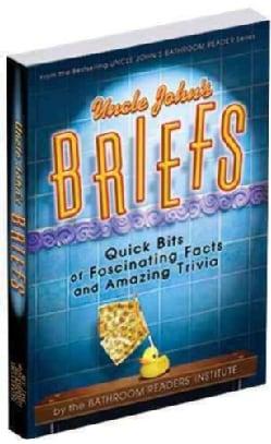 Uncle John's Briefs (Paperback)