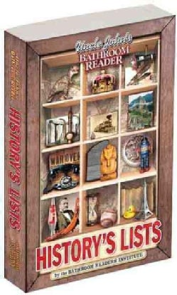 Uncle John's Bathroom Reader History's Lists (Paperback)