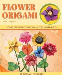 Flower Origami (Hardcover)
