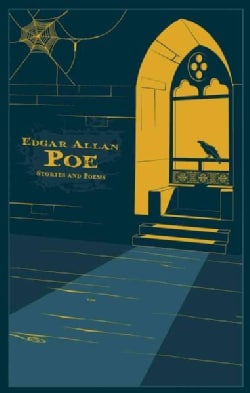 Edgar Allan Poe: Collected Works: Stories and Poems (Hardcover)