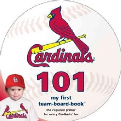 St. Louis Cardinals 101 (Board book)