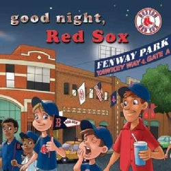 Good Night, Red Sox (Board book)