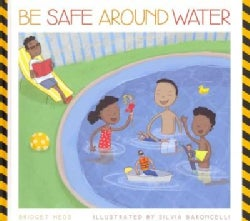 Be Safe Around Water (Hardcover)