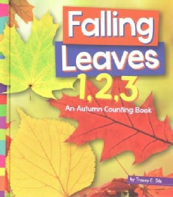 Falling Leaves 1,2,3: An Autumn Counting Book (Hardcover)