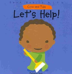 Let's Help! (Board book)