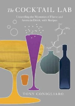 The Cocktail Lab (Hardcover)