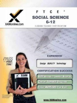 FTCE Social Science 6-12: Teacher Certification Exam (Paperback)