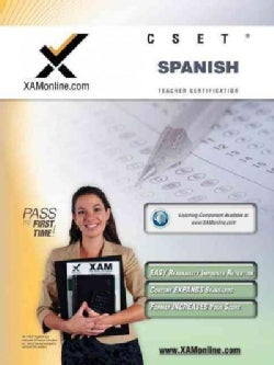 Cset Spanish (Paperback)