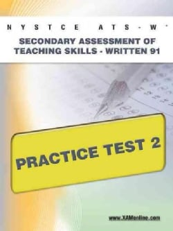 Nystce Ats-w Secondary Assessment of Teaching Skills (Paperback)