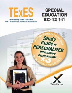 TExES Special Education EC-12 161: Teacher Certification Exam (Paperback)