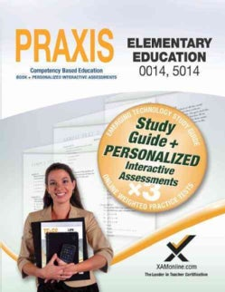 Praxis Elementary Education 0014, 5014