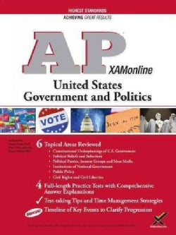 Ap Us Government and Politics 2017 (Paperback)
