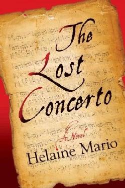 The Lost Concerto (Hardcover)
