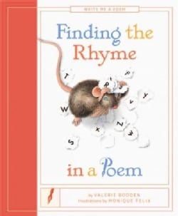 Finding the Rhyme in a Poem (Hardcover)
