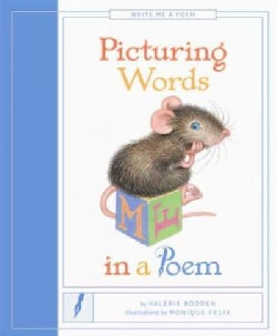 Picturing Words in a Poem (Hardcover)