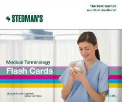 Stedman's Medical Terminology Flash Cards (Cards)