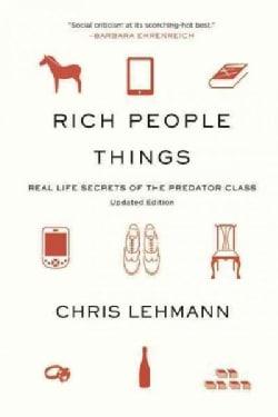 Rich People Things (Paperback)