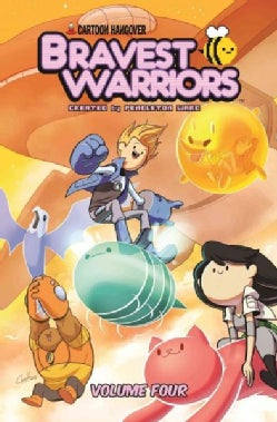 Bravest Warriors 4 (Paperback)