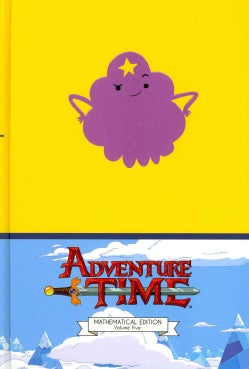 Adventure Time 5: Mathematical Edition (Hardcover)