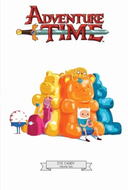 Adventure Time Eye Candy 2 (Hardcover)