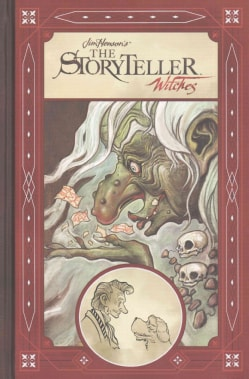 Jim Henson's The Storyteller: Witches (Hardcover)
