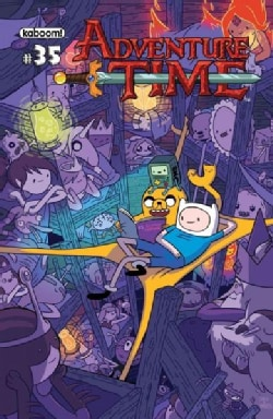 Adventure Time 8 (Paperback)