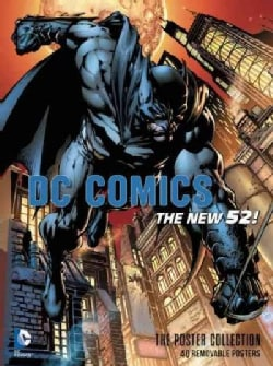 DC Comics: The New 52: The Poster Collection (Paperback)