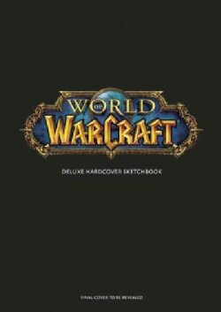 World of Warcraft: Legion Deluxe Hardcover Sketchbook (Notebook / blank book)