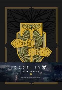 Destiny Deluxe Sketchbook (Notebook / blank book)
