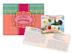 Mini Box of Recipes Cupcakes (Cards)