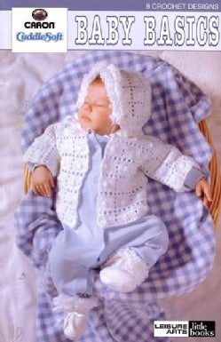 Baby Basics: 8 Crochet Designs (Paperback)