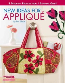 New Ideas for Applique (Paperback)