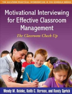 Motivational in treatment interviewing psychological the of problems pdf