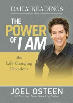 Daily Readings from the Power of I Am: 365 Life-Changing Devotions (Hardcover)