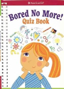Bored No More! Quiz Book (Paperback)