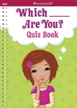 Which ___ Are You?: Quiz Book (Paperback)
