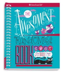 The Awesomest, Randomest Book Ever: Odd Stuff to Read & Fun Stuff to Do (Paperback)