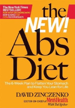 The New! Abs Diet: The 6-Week Plan to Flatten Your Stomach and Keep You Lean for Life (Paperback)