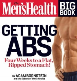 The Men's Health Big Book Getting ABS (Paperback)