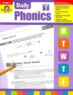 Daily Phonics Grade 2 (Paperback)