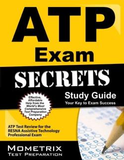 ATP Exam Secrets: ATP Test Review for the RESNA Assistive Technology Professional Exam (Paperback)