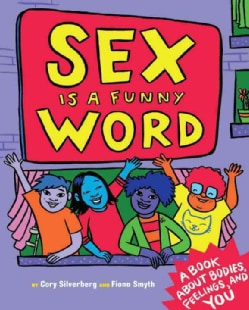 Sex Is a Funny Word (Hardcover)